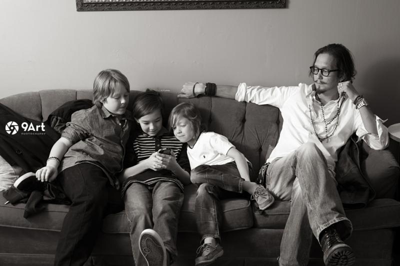 auckerman boys family rock star shoot, joplin mo family photographer-- 9art photography-6