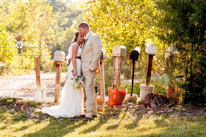 9art photography, joplin mo wedding photographer- hannah & carl at springhouse gardens1