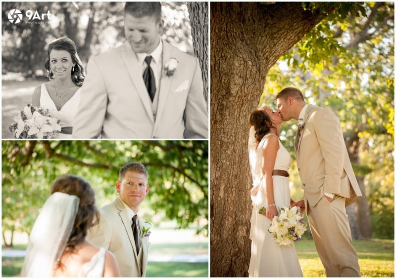 9art photography, joplin mo wedding photographer- hannah & carl at springhouse gardens13