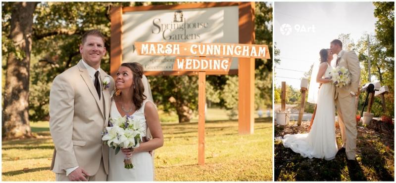9art photography, joplin mo wedding photographer- hannah & carl at springhouse gardens15