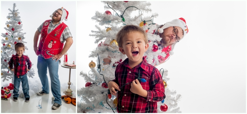 joplin mo family photographer, 9art photography- christmas family pictures in the studio_004