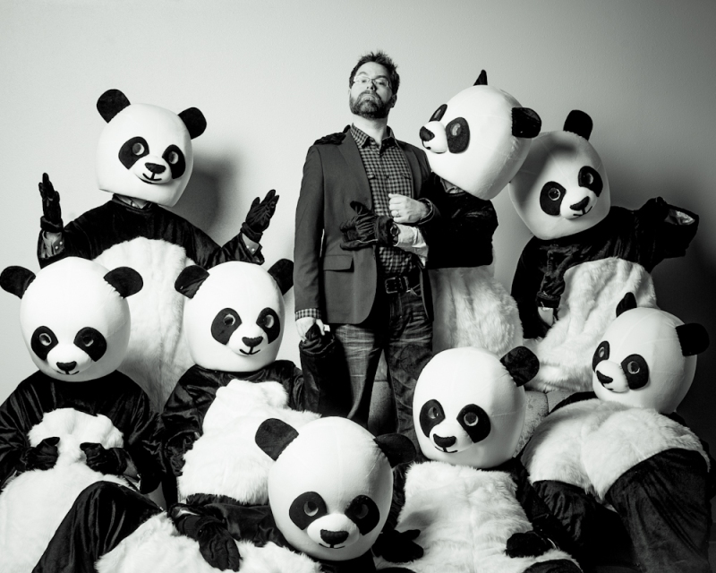 CIY commercial shoot by 9art photography in joplin mo... with pandas