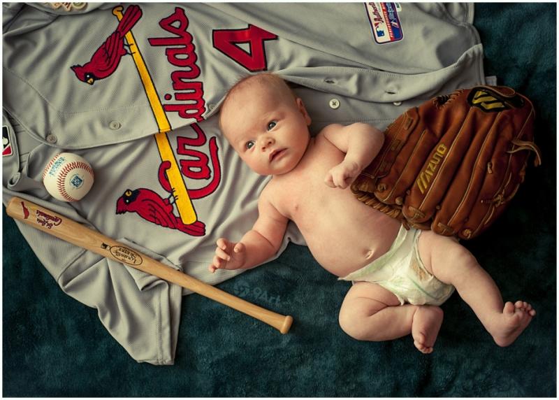 baby photographer in Joplin MO, 9art photography- baby Declan03