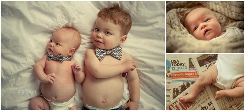 baby photographer in Joplin MO, 9art photography- baby Declan06