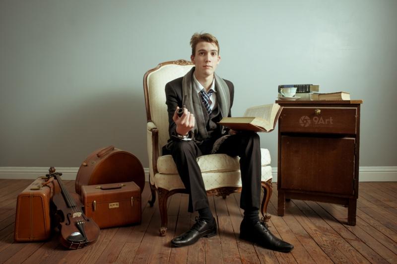 Preston- lifestyle senior portraits by Joplin MO photographer, 9art photography4