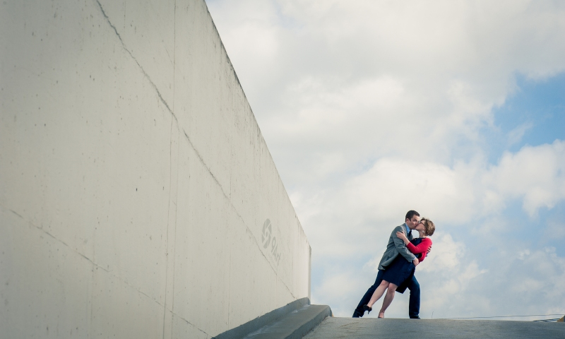 Lance & tara- couple session in Joplin mo w/ big sky and lots love