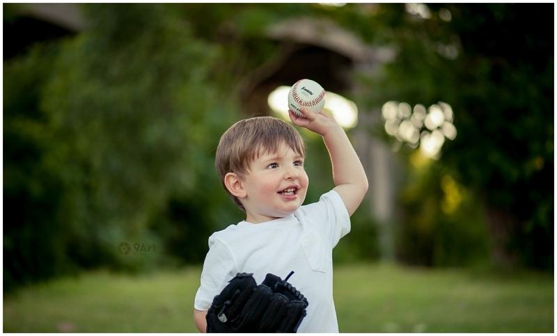 joplin mo family photographer, baseball field family photos of the oteros by 9art photography_0001b