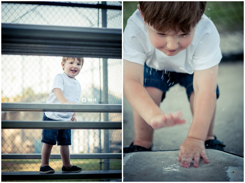 joplin mo family photographer, baseball field family photos of the oteros by 9art photography_0002b