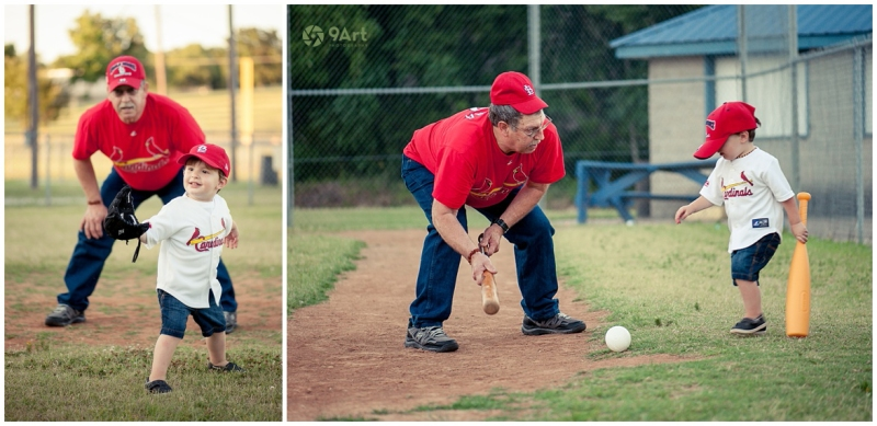 joplin mo family photographer, baseball field family photos of the oteros by 9art photography_0010b