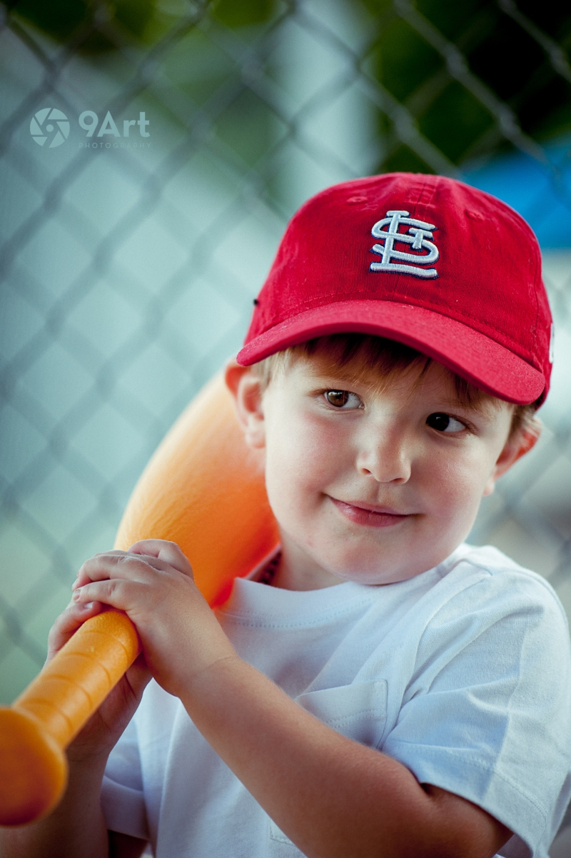 joplin mo family photographer, baseball field family photos of the oteros by 9art photography_4b