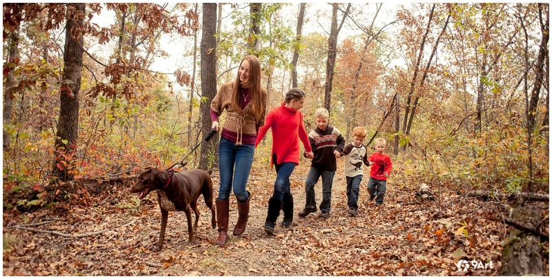 fall family and kids portraits by joplin mo photographer 9art photography_0001b