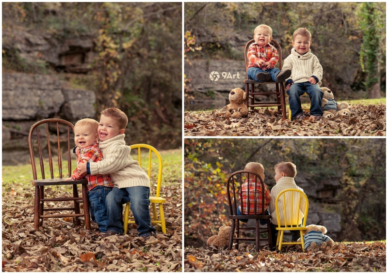 fall family and kids portraits by joplin mo photographer 9art photography_0006b