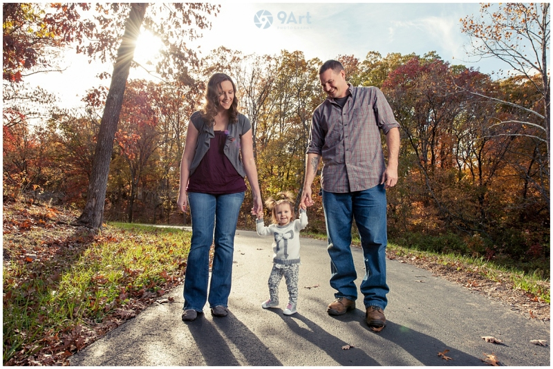 fall family and kids portraits by joplin mo photographer 9art photography_0018b