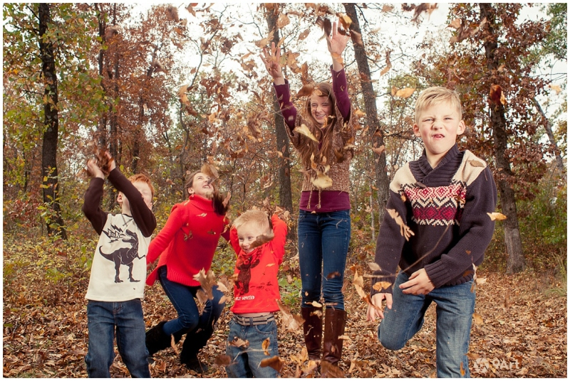 fall family and kids portraits by joplin mo photographer 9art photography_0020b