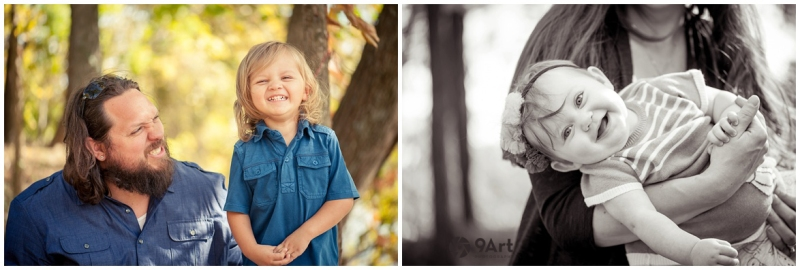 fall family and kids portraits by joplin mo photographer 9art photography_0022b