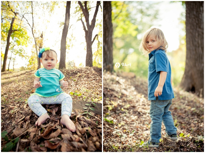 fall family and kids portraits by joplin mo photographer 9art photography_0023b