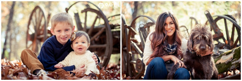 fall family and kids portraits by joplin mo photographer 9art photography_0026b