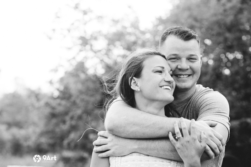 joplin mo engagement & lifestyle photographer 9art photography- emily & grant portrait3b