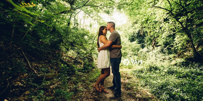joplin mo engagement & lifestyle photographer 9art photography- emily & grant portrait4b
